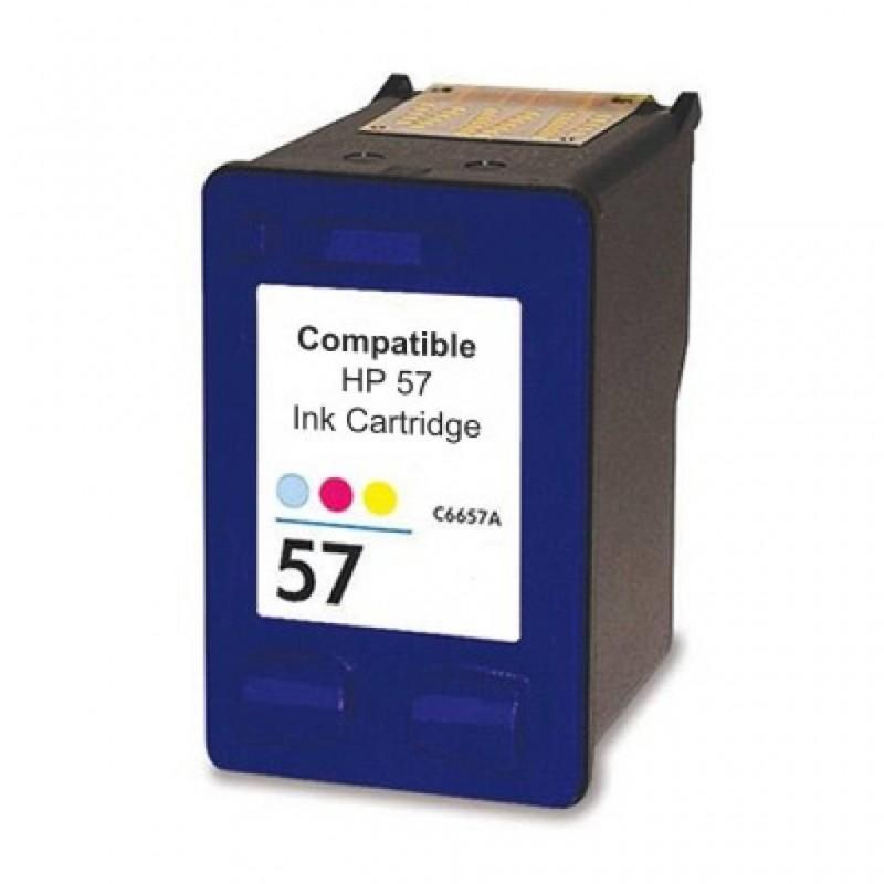 Cartus compatibil pentru HP-57 C6657