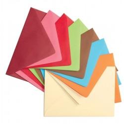 Set 25 plicuri gumate C6 color Daco