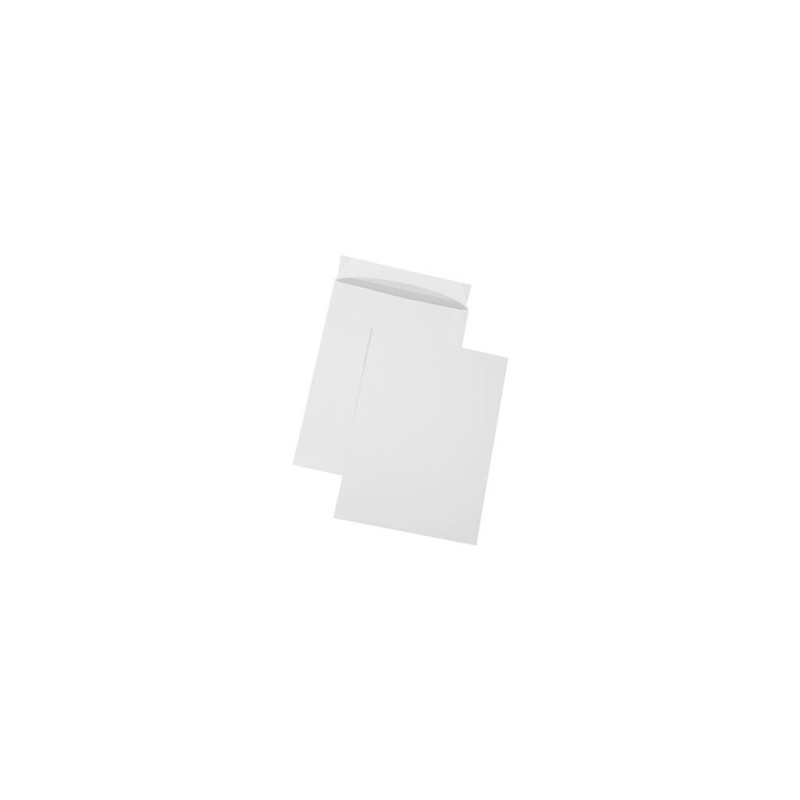 Set 50 plicuri C4 alb 229x324 mm