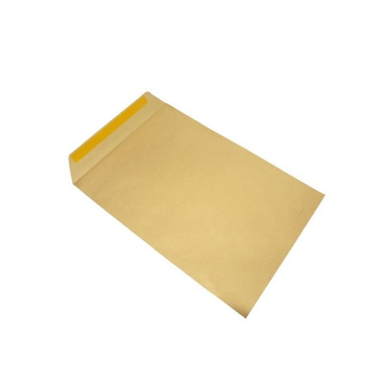 Plic Kraft natur TE/4 format E4 280x400mm