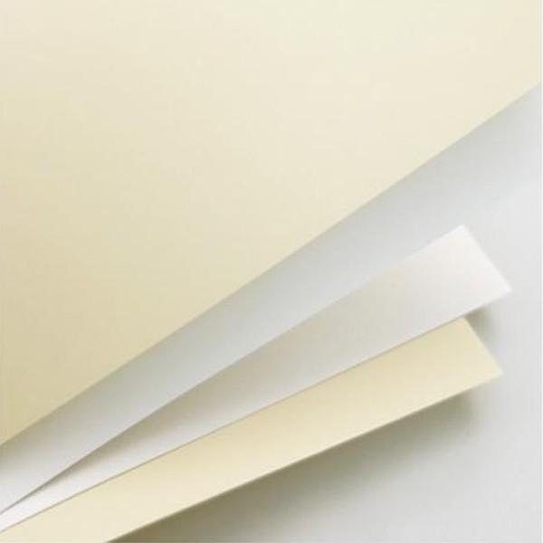 Carton Carti De Vizita 220g A4 Culori Carton: Alb