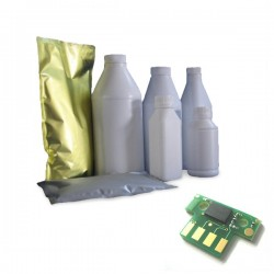Kit refill pentru toner Lexmark C540 C543 C544 C546 X543 X544 X546 X548