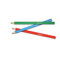 Set 12 creioane Ek culori asortate