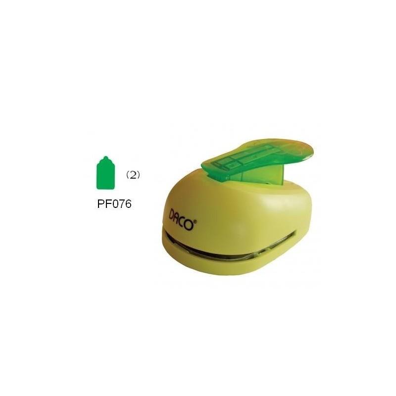 Perforator Hobby cu diametrul de perforare mare 7,6 cm  - eticheta