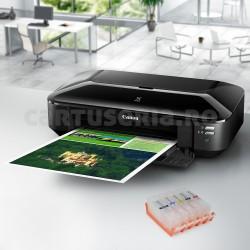 Imprimanta A3+ CANON PIXMA IX6850 cu cartuse reincarcabile