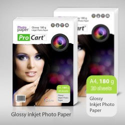 Hartie FOTO A4 High Glossy 180gr