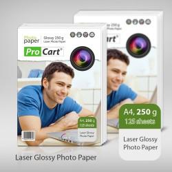 Hartie FOTO laser High Glossy 250g