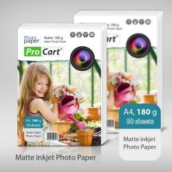 Hartie FOTO Mata 180g A4