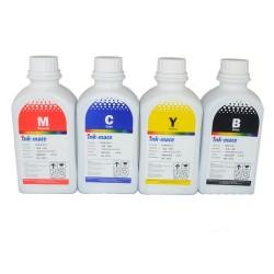 Set 4 culori cerneala pentru cartuse reincarcabile Canon