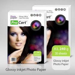 Hartie FOTO High Glossy 240g A3