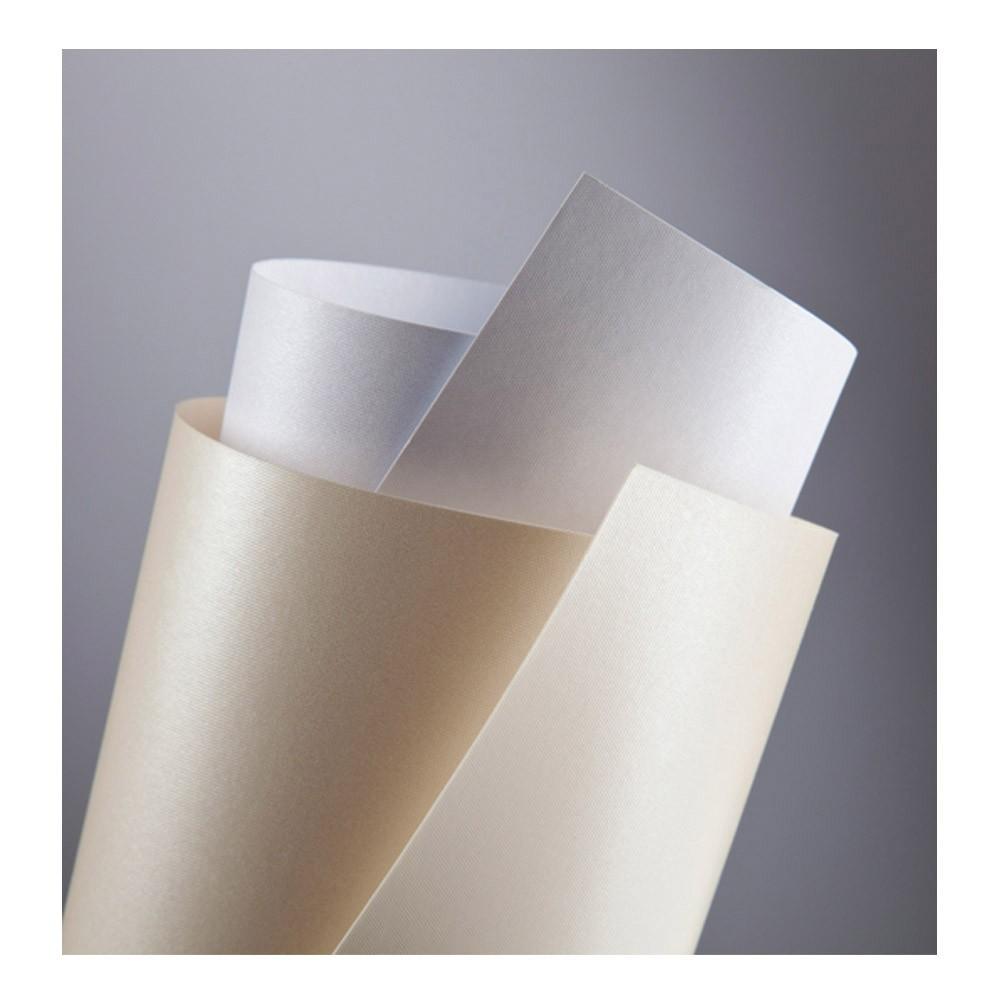 Carton Diferite Texturi A4 220gr 20 Bucati Culoare: Alb textura: Panza