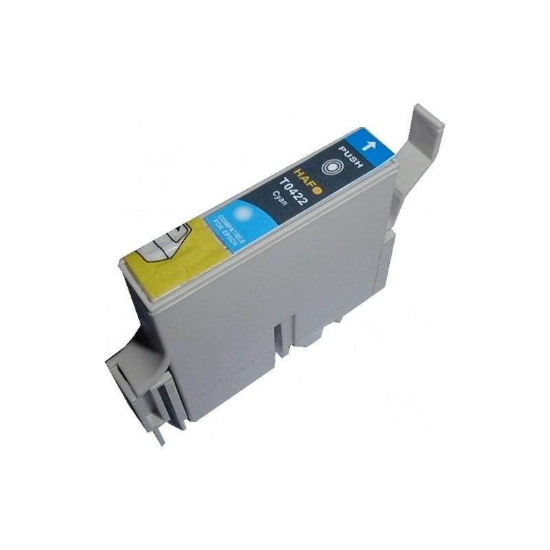 Cartus compatibil Epson T0422 Cyan