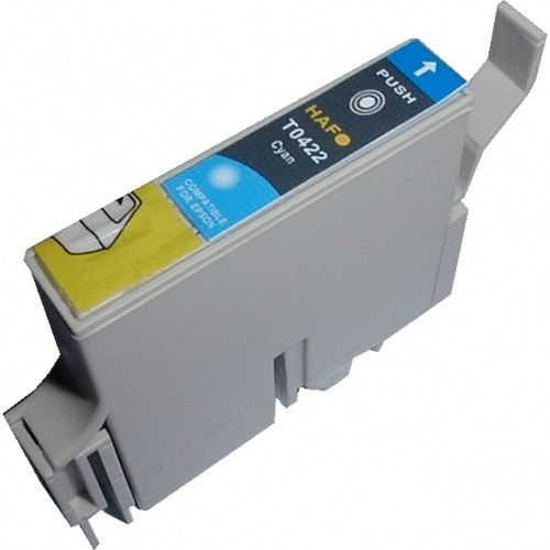 Cartus Compatibil Epson T0422 Cyan