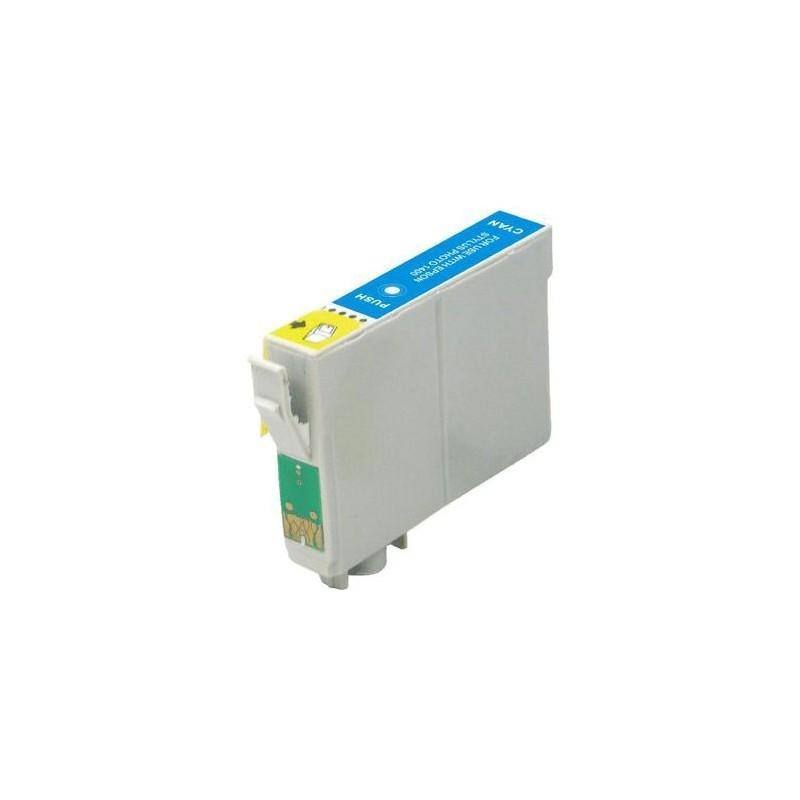 Cartus compatibil Epson T0442 Cyan