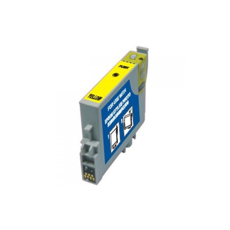 Cartus compatibil Epson T0484 Yellow