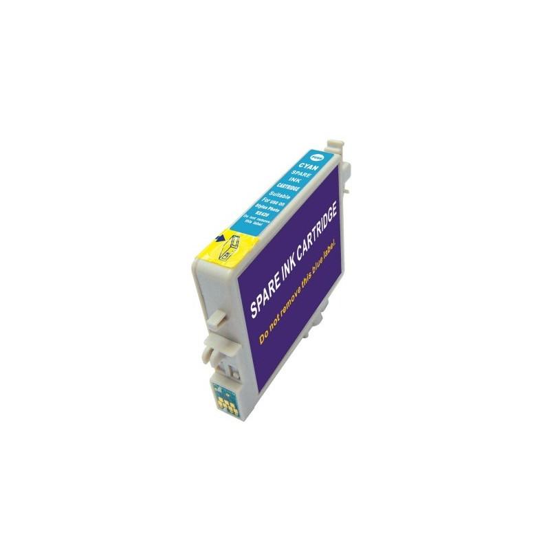 Cartus compatibil Epson T0552 Cyan