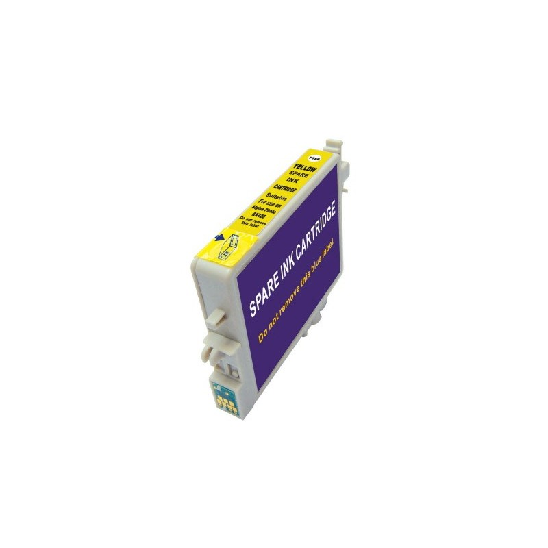 Cartus compatibil Epson T0554 Yellow