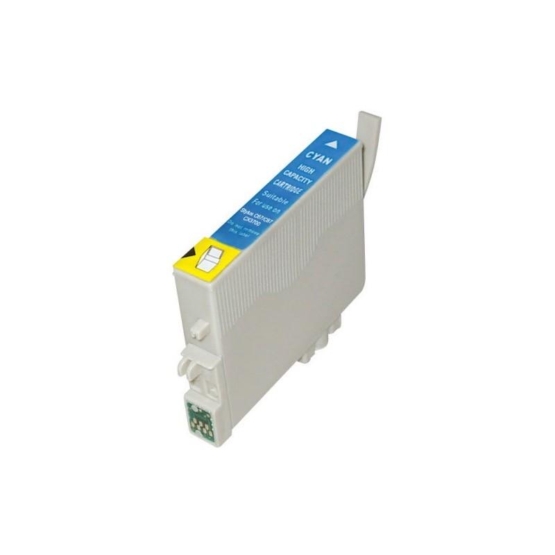 Cartus compatibil Epson T0612 Cyan