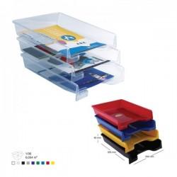 Tavita colorata pentru documente