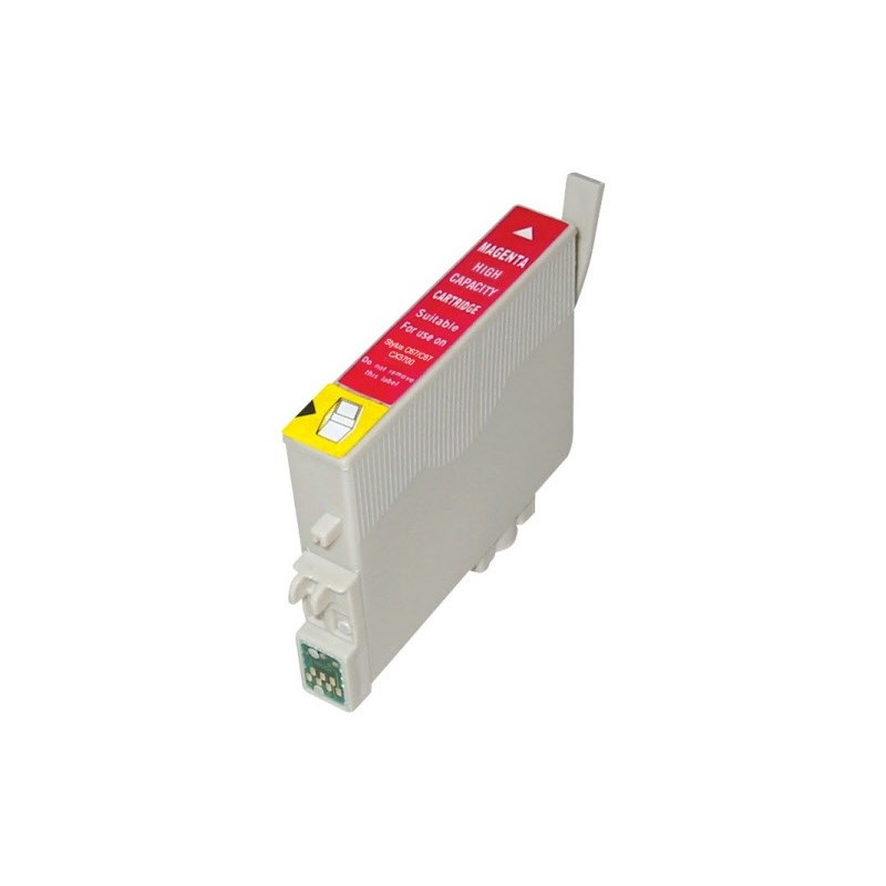 Cartus compatibil Epson T0613 Magenta