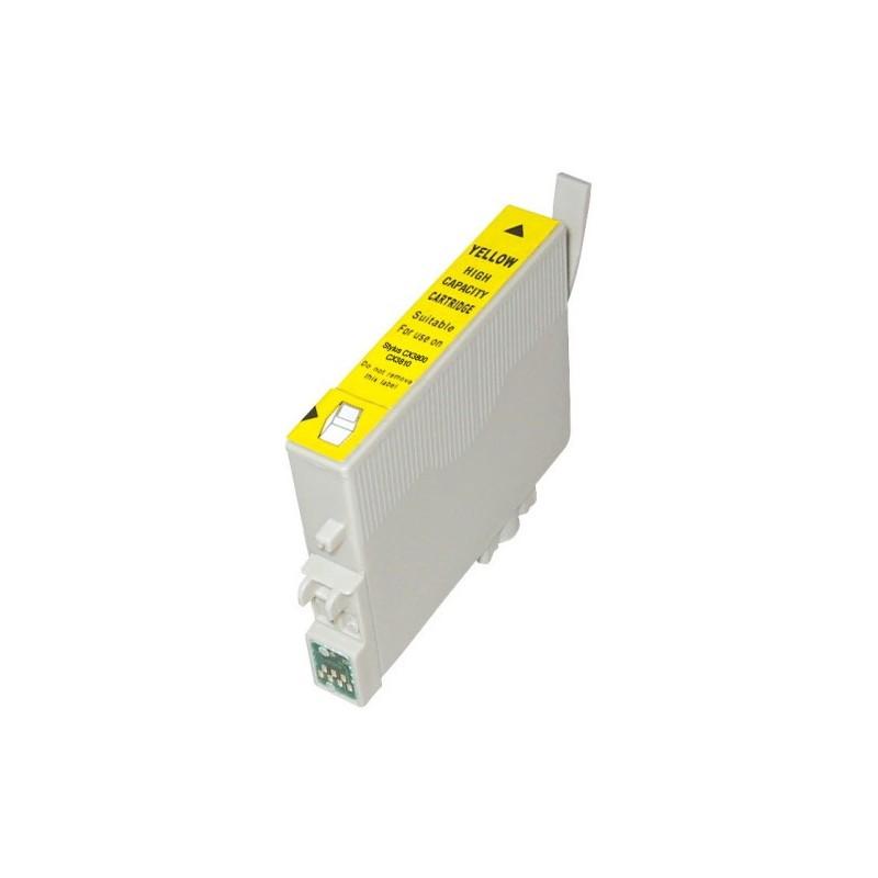 Cartus compatibil Epson T0614 Yellow