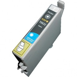 Cartus compatibil Epson T0622 Cyan