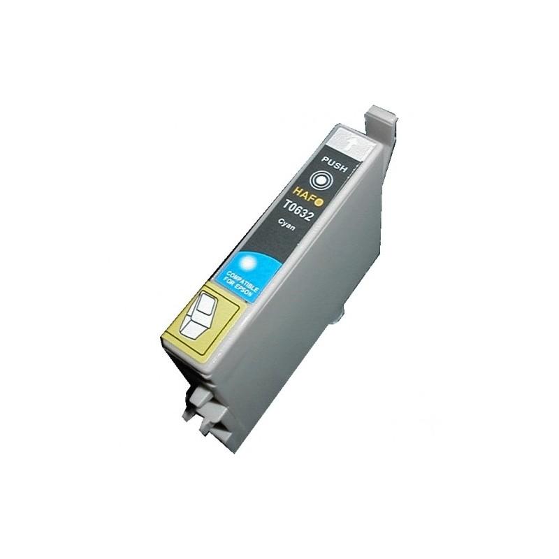 Cartus compatibil Epson T0622 Cyan