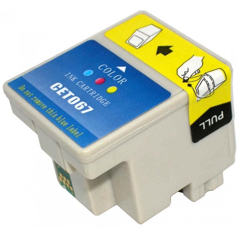 Cartus compatibil Epson T067 Color