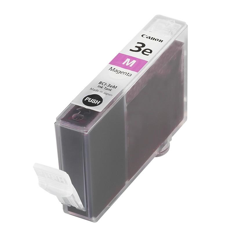 Cartus Compatibil Canon Bci-3em Magenta