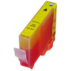 Cartus compatibil Canon BCI-5Y Yellow