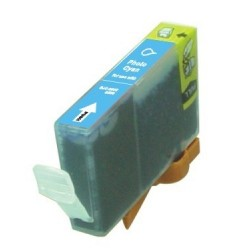 Cartus compatibil Canon BCI-5PC Photo Cyan pentru BJC 8200 Photo