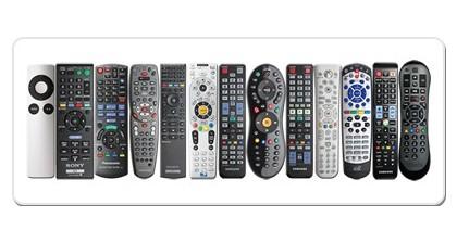 Telecomenzi TV Universale & Telecomenzi Receiver