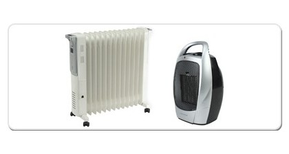 Aeroterme, Radiatoare si Calorifere electrice