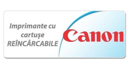 Imprimanta Canon cu cartuse reincarcabile